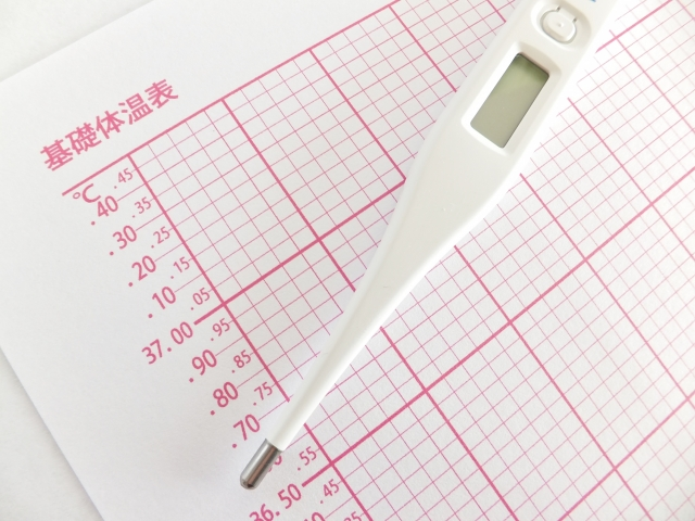 基礎体温と妊娠